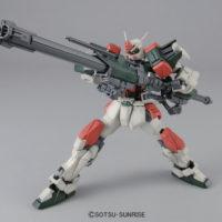 MG 1/100 GAT-X103 バスターガンダム [Buster Gundam] 公式画像3