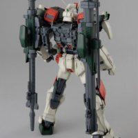 MG 1/100 GAT-X103 バスターガンダム [Buster Gundam] 公式画像2