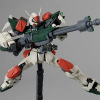 MG 1/100 GAT-X103 バスターガンダム [Buster Gundam] 公式画像5
