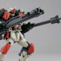 MG 1/100 GAT-X103 バスターガンダム [Buster Gundam] 公式画像6