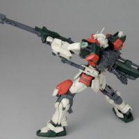 MG 1/100 GAT-X103 バスターガンダム [Buster Gundam] 公式画像7