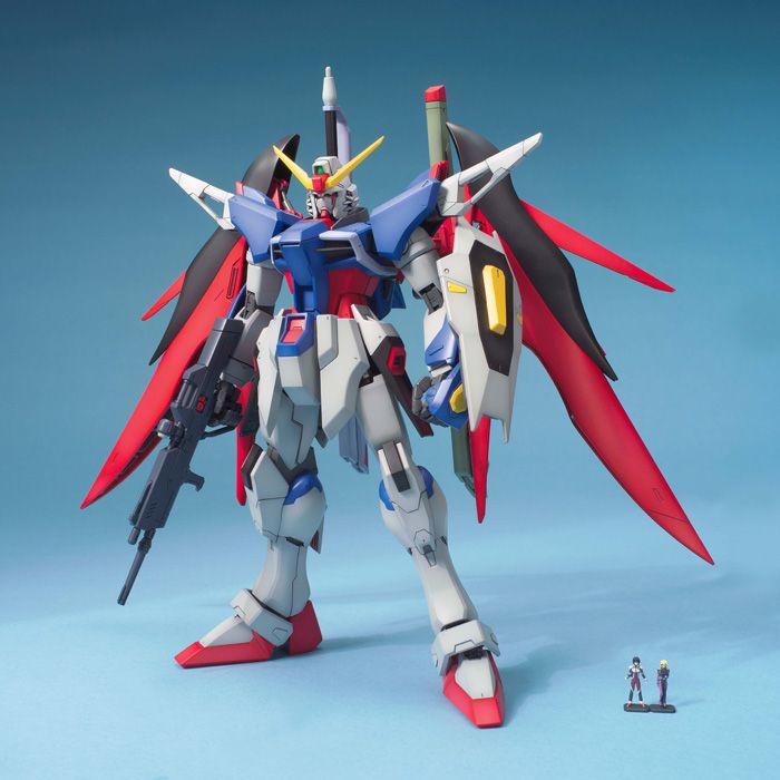 59551MG 1/100 ZGMF-X42S デスティニーガンダム [Destiny Gundam]
