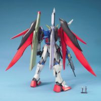 MG 1/100 ZGMF-X42S デスティニーガンダム [Destiny Gundam] 公式画像2