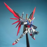 MG 1/100 ZGMF-X42S デスティニーガンダム [Destiny Gundam] 公式画像3