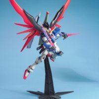 MG 1/100 ZGMF-X42S デスティニーガンダム [Destiny Gundam] 公式画像4