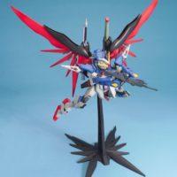MG 1/100 ZGMF-X42S デスティニーガンダム [Destiny Gundam] 公式画像5