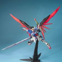 MG 1/100 ZGMF-X42S デスティニーガンダム [Destiny Gundam] 公式画像6