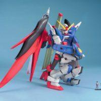MG 1/100 ZGMF-X42S デスティニーガンダム [Destiny Gundam] 公式画像7