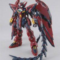MG 1/100 OZ-13MS ガンダムエピオン EW [Gundam Epyon EW] 素組画像