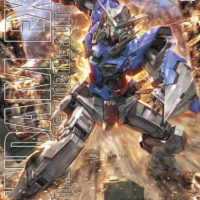 MG 1/100 GN-001 ガンダムエクシア [Gundam Exia] パッケージ
