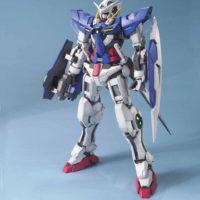 MG 1/100 GN-001 ガンダムエクシア [Gundam Exia] 公式画像1