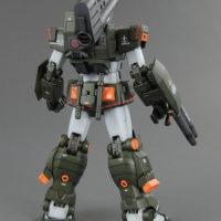 MG 1/100 FA-78-1 フルアーマーガンダム [Full Armor Gundam] 公式画像2