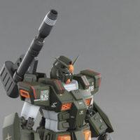 MG 1/100 FA-78-1 フルアーマーガンダム [Full Armor Gundam] 公式画像7