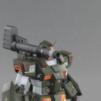 MG 1/100 FA-78-1 フルアーマーガンダム [Full Armor Gundam] 公式画像8