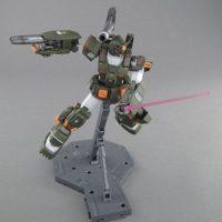 MG 1/100 FA-78-1 フルアーマーガンダム [Full Armor Gundam] 公式画像11