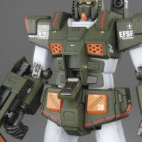 MG 1/100 FA-78-1 フルアーマーガンダム [Full Armor Gundam] 公式画像12