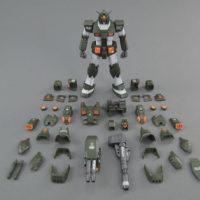 MG 1/100 FA-78-1 フルアーマーガンダム [Full Armor Gundam] 公式画像16