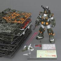 MG 1/100 FA-78-1 フルアーマーガンダム [Full Armor Gundam] 公式画像17