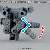 MG 1/100 ZGMF-X10A フリーダムガンダム Ver.2.0 公式画像13