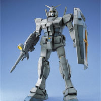 "MG 1/100 RX-78-3 G-3ガンダム [Gundam ""G-3""] 公式画像1"