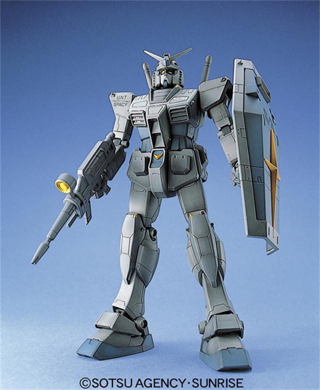 """55668MG 1/100 RX-78-3 G-3ガンダム [Gundam """"G-3""""]"""