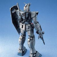 "MG 1/100 RX-78-3 G-3ガンダム [Gundam ""G-3""] 公式画像2"