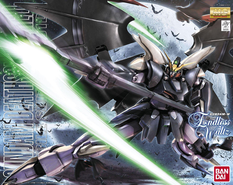 MG 1/100 XXXG-01D2 ガンダムデスサイズヘル EW [Gundam Deathscythe Hell EW] 0167078