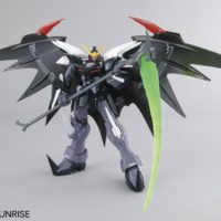 MG 1/100 XXXG-01D2 ガンダムデスサイズヘル EW [Gundam Deathscythe Hell EW] 素組画像