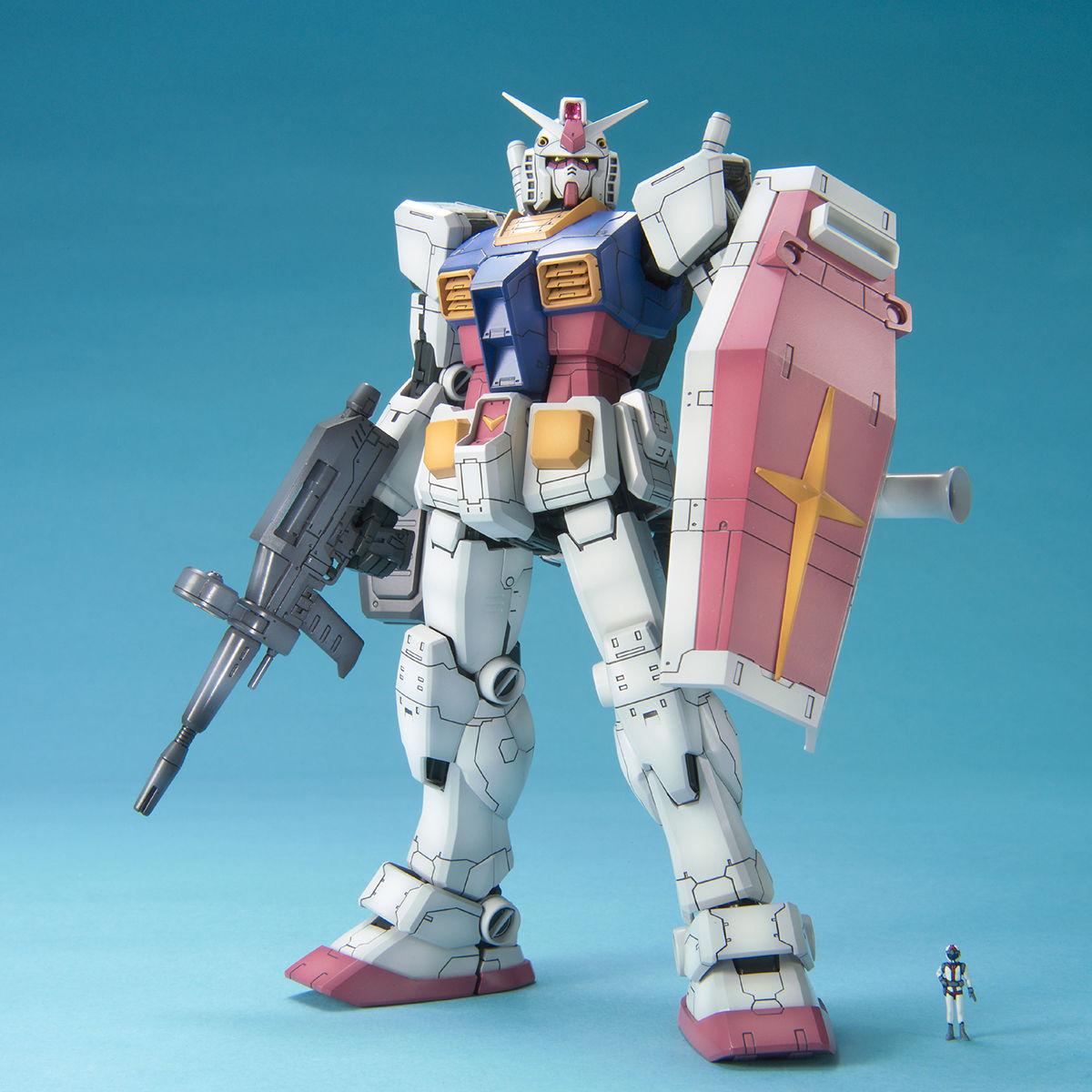 58577MG 1/100 RX-78-2 ガンダム Ver.ONE YEAR WAR 0079 [Gundam Ver. One Year War 0079]