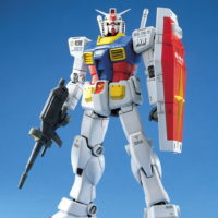 MG 1/100 RX-78-2 ガンダム Ver.1.5 [Gundam Ver. 1.5] 0076372