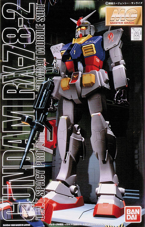 MG 1/100 RX-78-2 ガンダム [Gundam] 0048129