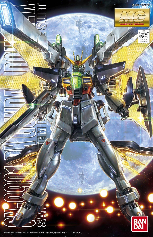 MG 1/100 GX-9901-DX ガンダムダブルエックス パッケージアート