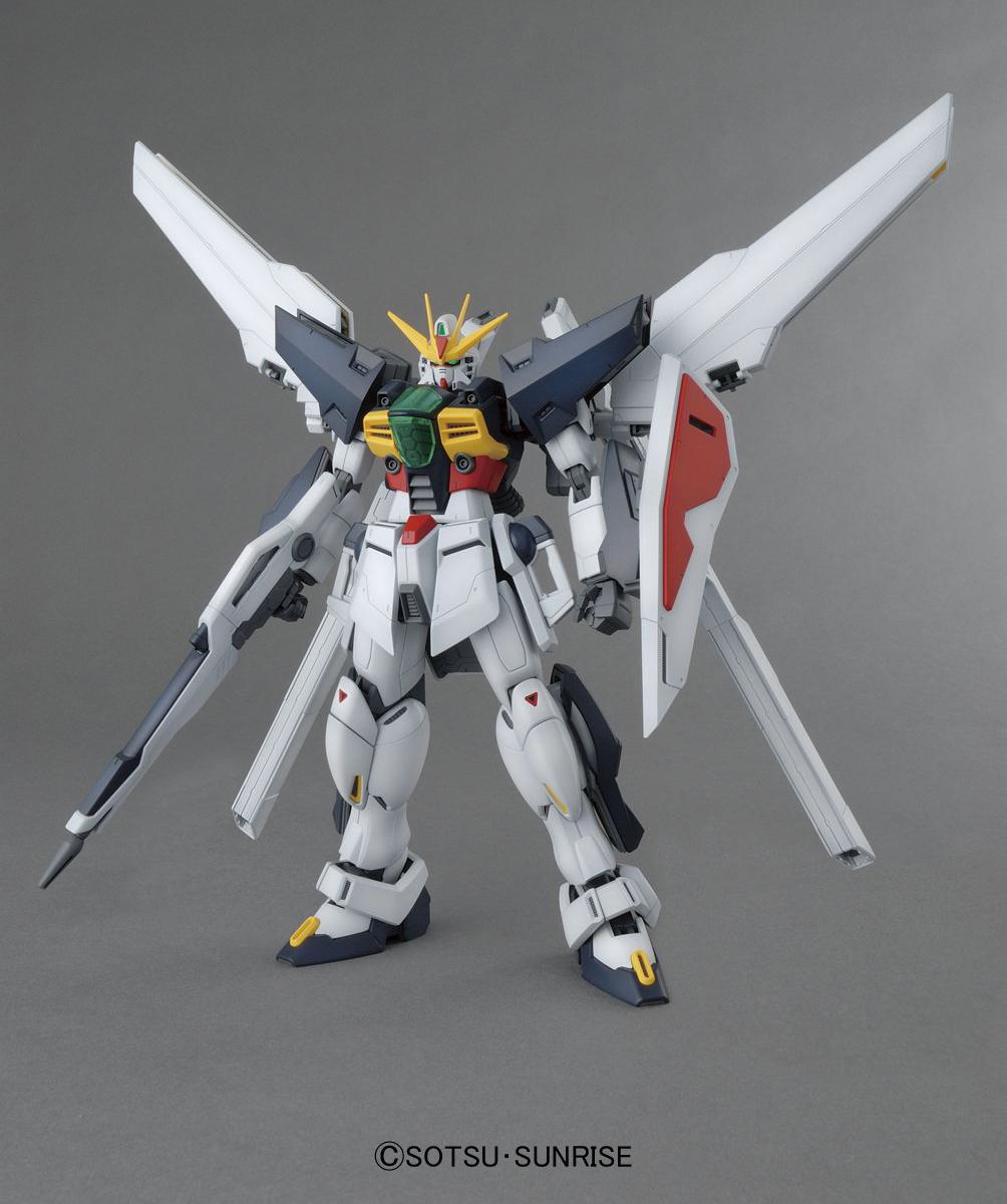 59728MG 1/100 GX-9901-DX ガンダムダブルエックス [Gundam Double X] 0194873 4543112948731