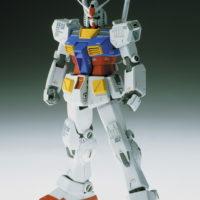 MG 1/100 RX-78-2 ガンダム Ver.Ka 公式画像1