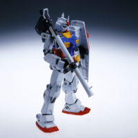 MG 1/100 RX-78-2 ガンダム Ver.Ka 公式画像3
