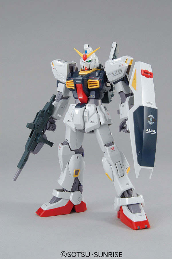 RX-178 ガンダムMk-II[エゥーゴ仕様機] [Gundam Mk-II AEUG colors]
