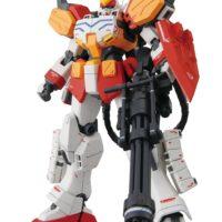 MG 1/100 XXXG-01H ガンダムヘビーアームズ EW [Gundam Heavyarms EW] 素組画像
