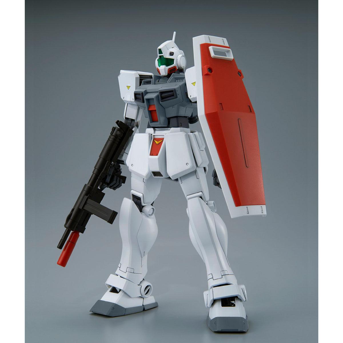 MG 1/100 ジム(寒冷地仕様)