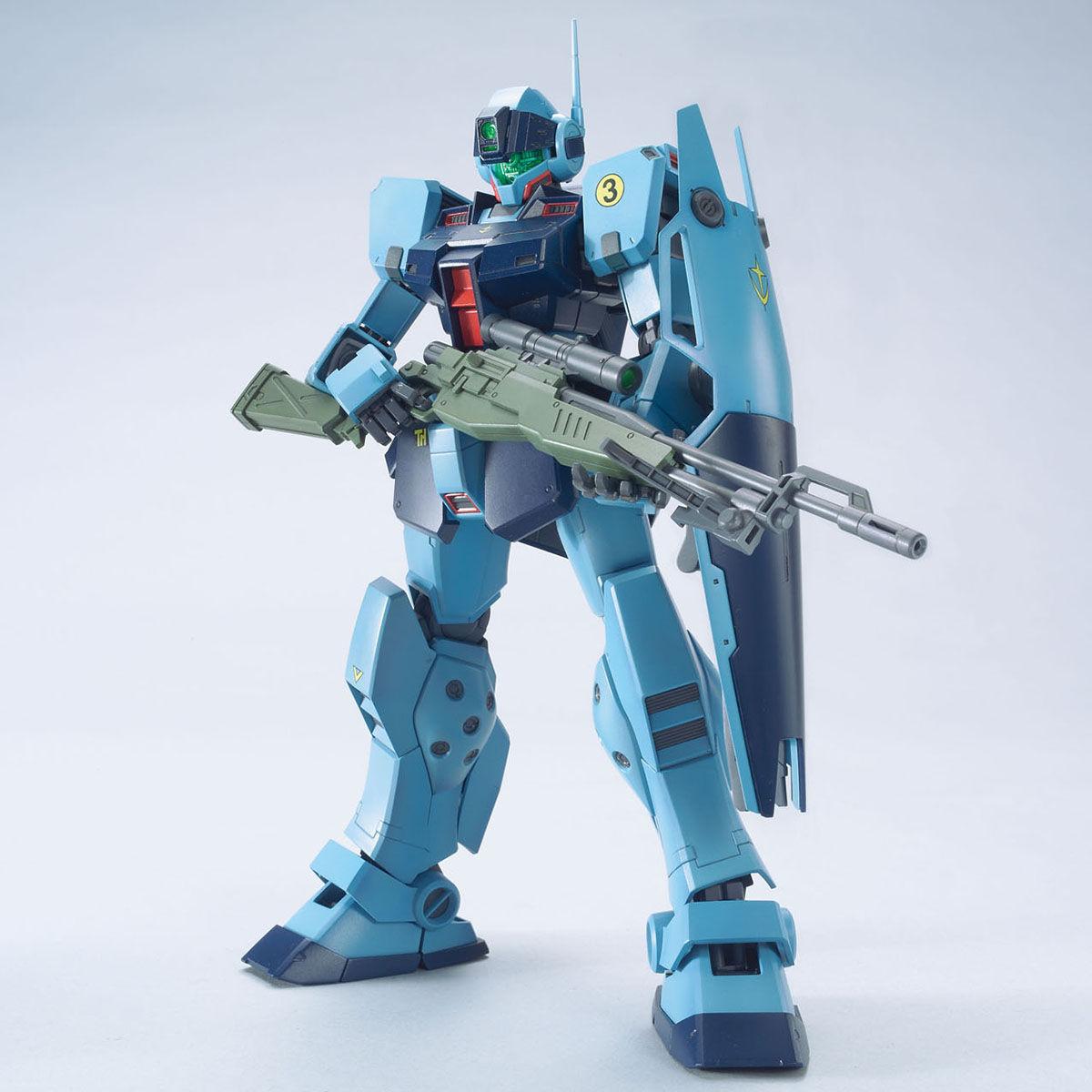 59746MG 1/100 RGM-79SP ジム・スナイパーII [GM Sniper II] 0212185 4549660121855