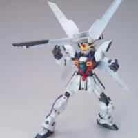 MG 1/100 GX-9900 ガンダムX [Gundam X] 公式画像2
