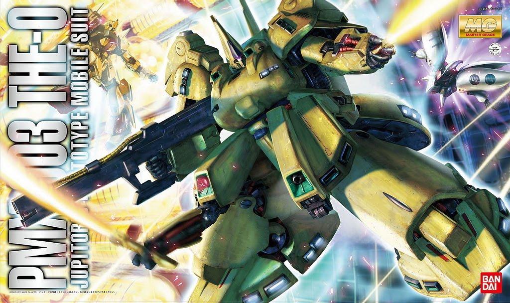 MG 1/100 PMX-003 ジ・O [The-O]