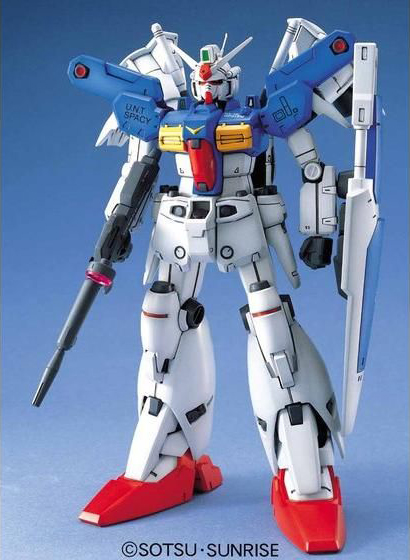 "MG 1/100 RX-78GP01-Fb ガンダム試作1号機フルバーニアン [Gundam ""Zephyranthes"" Full Burnern] 0059766"