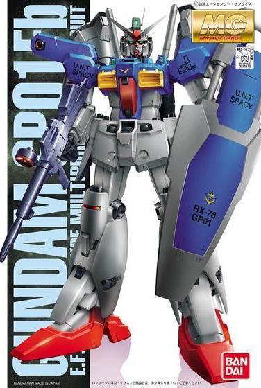 """MG 1/100 RX-78GP01-Fb ガンダム試作1号機フルバーニアン コーティングバージョン [Gundam """"Zephyranthes"""" Full Burnern (Coating Ver.)]"""