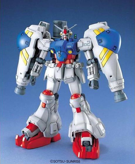 "MG 1/100 RX-78GP02A ガンダム試作2号機 サイサリス [Gundam ""Physalis""] 0061220"