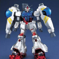 "MG 1/100 RX-78GP02A ガンダム試作2号機サイサリス コーティングバージョン [Gundam ""Physalis"" (Coating Ver.)] 公式画像1"