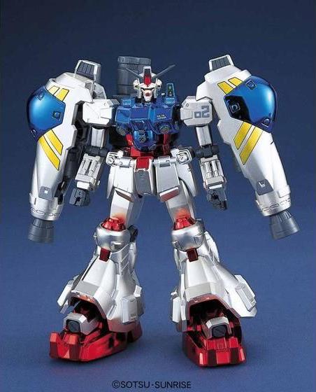 "59981MG 1/100 RX-78GP02A ガンダム試作2号機サイサリス コーティングバージョン [Gundam ""Physalis"" (Coating Ver.)]"
