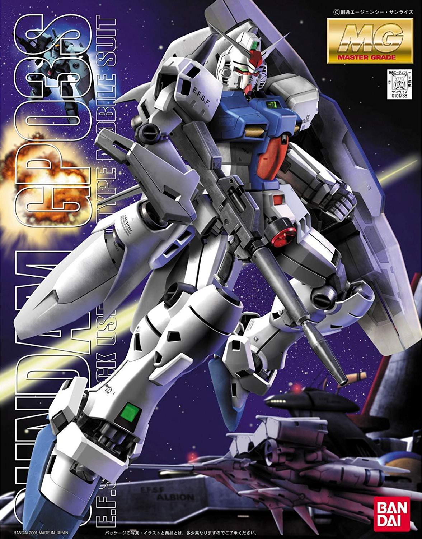 "MG 1/100 RX-78GP03S ガンダム試作3号機ステイメン [Gundam ""Dendrobium Stamen""]"