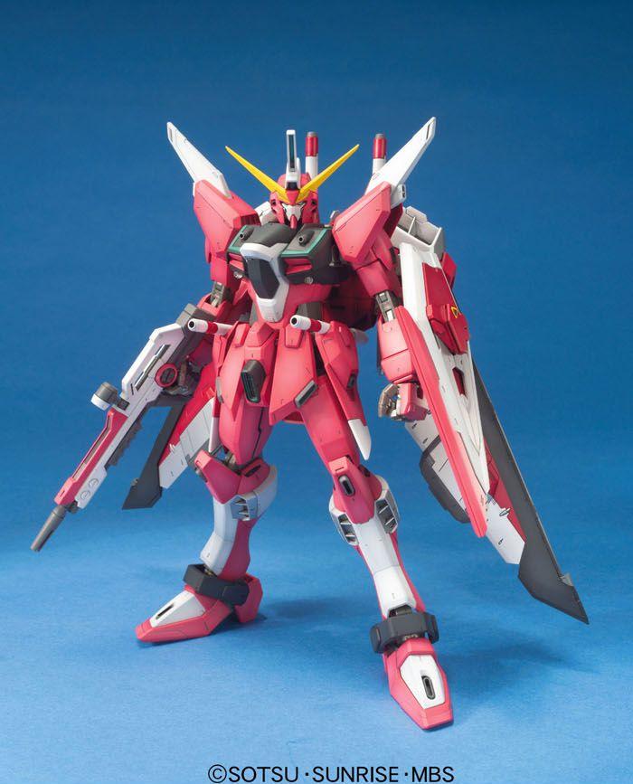 MG 1/100 ZGMF-X19A インフィニットジャスティスガンダム [∞ Justice Gundam] 0156649