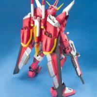 MG 1/100 ZGMF-X19A インフィニットジャスティスガンダム [∞ Justice Gundam] 公式画像2