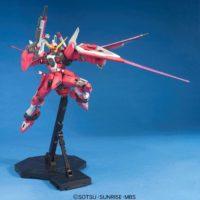 MG 1/100 ZGMF-X19A インフィニットジャスティスガンダム [∞ Justice Gundam] 公式画像7